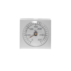 Thermomètre métal de 0 à +300°C