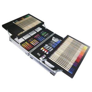Mallette multi techniques Dessin et Peinture Artist Kit