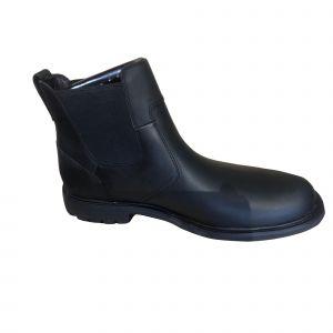 Bottines TIMBERLAND cuir noir 43
