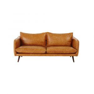 canape cuir assise profonde comparer 108 offres. Black Bedroom Furniture Sets. Home Design Ideas