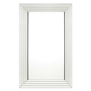Miroir biseauté 80x120