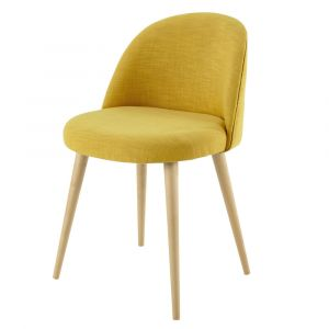 Chaise de bureau jaune comparer 168 offres for Chaise de bureau jaune
