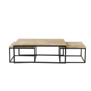table long island comparer 38 offres. Black Bedroom Furniture Sets. Home Design Ideas