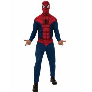 Déguisement classique Spider-Man adulte XL