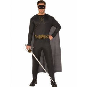 Déguisement Zorro adulte Taille M