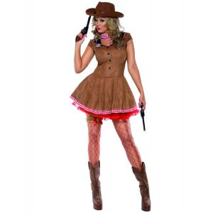 Déguisement cowgirl sexy femme - Taille: L