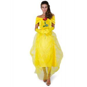 Déguisement La Belle princesse femme - Taille: XL