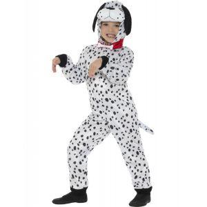 Déguisement chien dalmatien enfant - Taille: 7-9 ans (130/143 cm)