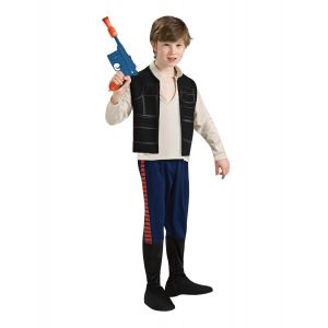 Déguisement Han Solo Star Wars enfant - Taille: 3 à 4 ans