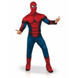Déguisement luxe Spider-Man Homecoming adulte XL