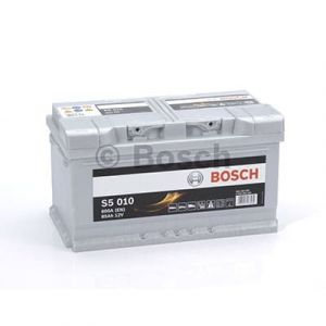 Batterie voiture haute performance BOSCH S5 - S5010 - 12V (85Ah-800A)