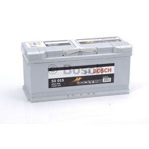 Batterie voiture haute performance BOSCH S5 - S5011 - 12V (85 Ah / 800 A)