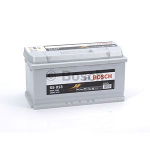 Batterie voiture haute performance BOSCH S5 - S5013 - 12V (100Ah-830A)