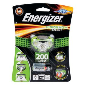 Lampe frontale 5 LED Energizer® Vision HD+