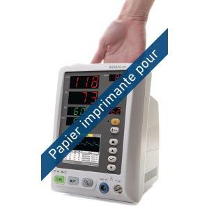 Papier imprimante pour moniteur de signes vitaux EDAN M3A