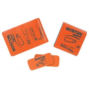 Set attelles modelables et réutilisables Boston Splint