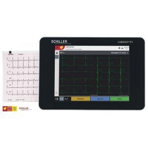 ECG Schiller Cardiovit FT1 6 pistes