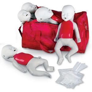 Kit 5 mannequins de secourisme Basic Buddy bébé