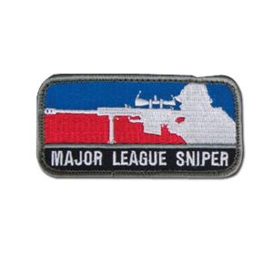 Patch MilSpecMonkey Major League Sniper fullcolor