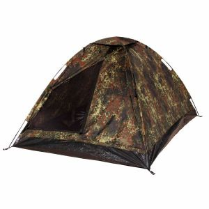 Tente Igloo Super flecktarn 2 places
