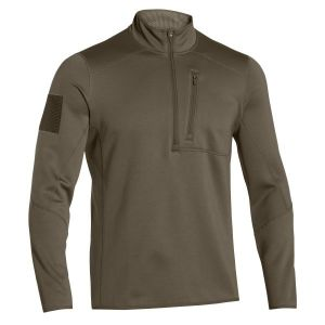 Maillot Tactical ColdGear Infrared Under Armour vert olive
