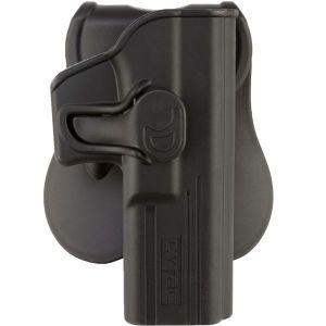 Cytac Holster CY-G17 droitier noir