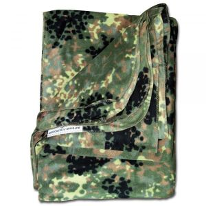 Couverture polaire Outdoor flecktarn