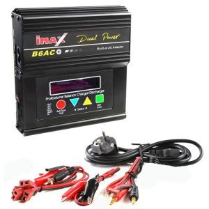 Imax RC Chargeur Battery Charger Imax B6AC + noir