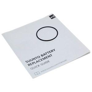 Kit d'Entretien pour Suunto Core Essential