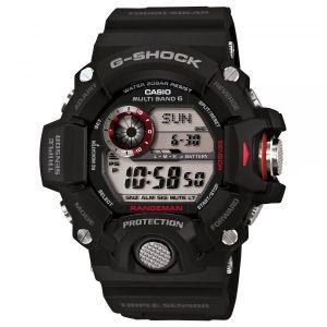 Casio Montre G-Shock Rangeman GW-9400-1ER noir