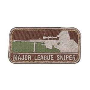 Patch MilSpecMonkey Major League Sniper arid