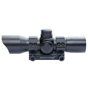 ASG Lunette de visée à point lumineux 30 mm Dot rouge vert