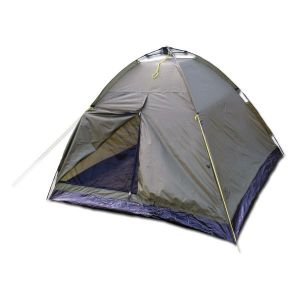 Tente Highlander Rockall Pop-Up 4 kaki