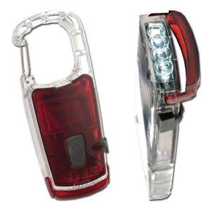 Lampe de Poche Solaire Solio Clip Mini