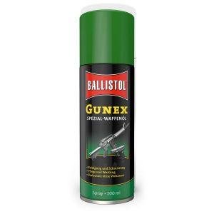 Gunex huile pour armes 200 ml Spray