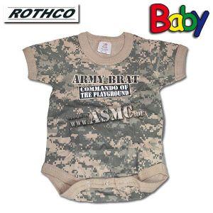 Body Rothco Army Brat AT-digital