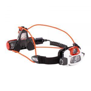 Petzl Lampe Frontale NAO+ noir rouge