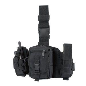 Pochette à accessoires de jambe Condor noir