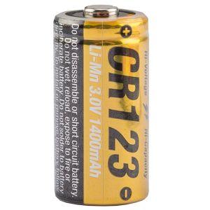 Clawgear Pile CR123A Lithium 3V