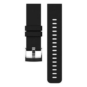 Bracelet de montre Traverse Black Suunto noir