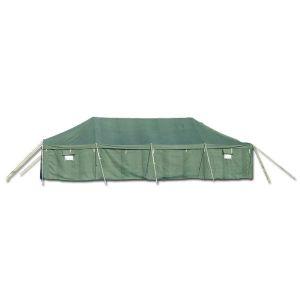 Tente polyvalente GPM 5x10 mètres verte olive