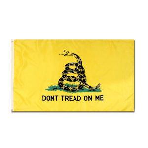 Drapeau Rothco 'Don't Tread On Me'