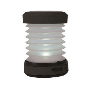 Lanterne de Camping Dynamo LED noir