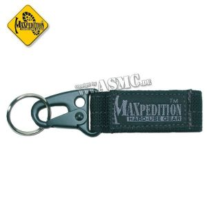 Porte-clés Maxpedition Keyper noir
