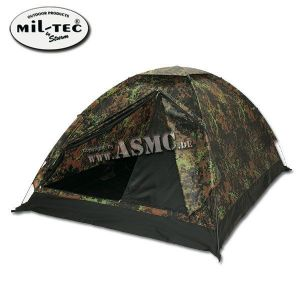 Tente Igloo standard flecktarn 3 places