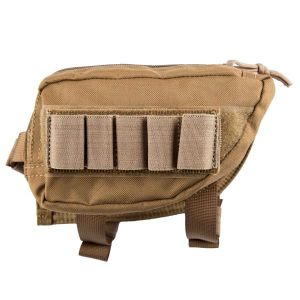 Invader Gear Sacoche de crosse Stock Pad coyote