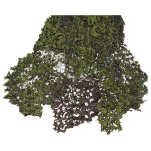 Filet de camouflage britannique découpé olive occasion