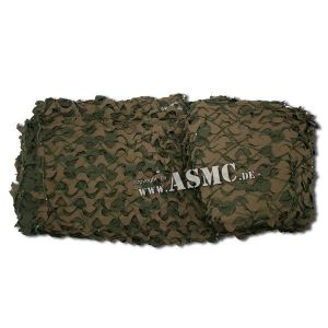 Filet de camouflage Camo System 6 x 3 m version militaire