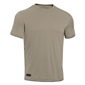 T-Shirt Under Armour Tactical Heat Gear Loose desert
