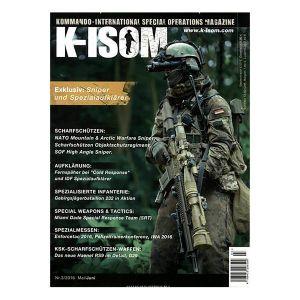 Magazine Commando K-ISOM Édition 03-2016
